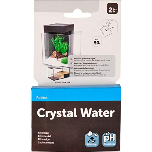 FLAMINGO Aquarium Accessoire Crystal Water