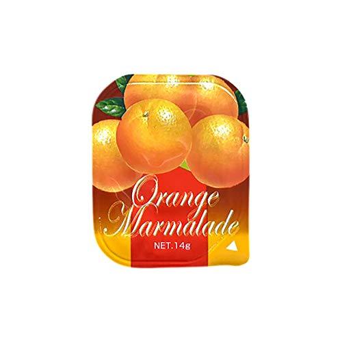 【常温】 雪印メグミルク ポーションジャム オレンジマーマーレード 560g ( 14g × 40個 ) 小分け