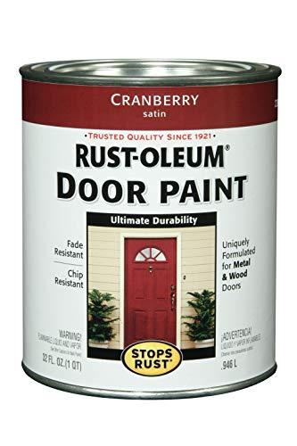 Rust-Oleum Door Paint, 1-Quart