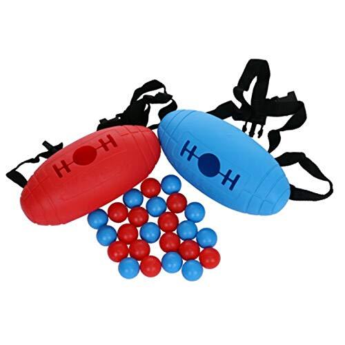 Ammily Juguetes preescolares creativos columpio bola padres e hijos interactivos juguetes educativos