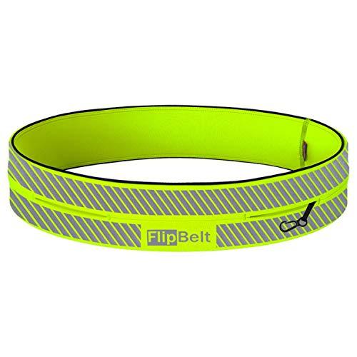 FlipBelt反射Edition – 特許取得の高い可視性反射ベルトアイテムを保護し実行とKeep Youセーフ実行中。 イ...
