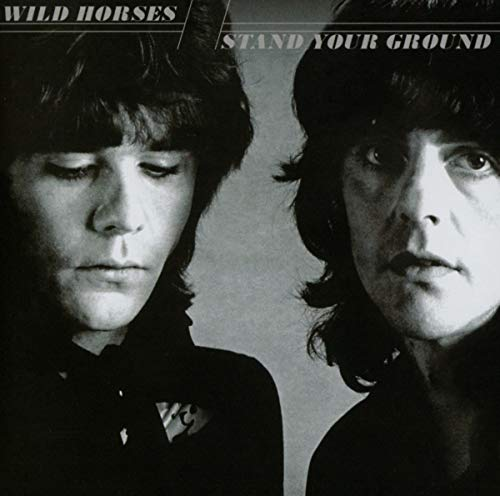Wild Horses: Stand Your Ground (Lim.Collector's Edition) (Audio CD (Limited Collector's Edition))