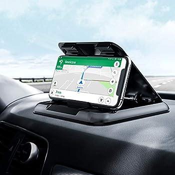 Raxfly Car Universal Anti-Slip Dashboard Cell Phone Holder
