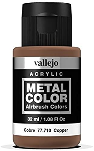 Vallejo Acrylics Metal Farbe - Copper 32ml by Metal Farbe