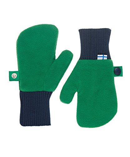 FINKID Unisex NUPUJUSSI Fäustlinge / Handschuhe 6035027 in grün (leaf 312000), Kleidergröße:M;Farbe:grün (leaf 312000)