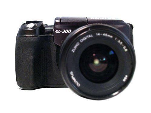 Olympus E-300 - Cámara Réflex Digital 8 MP (Cuerpo)