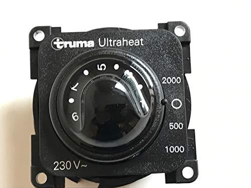 Truma Bedienteil Ultraheat schwarz ohne...