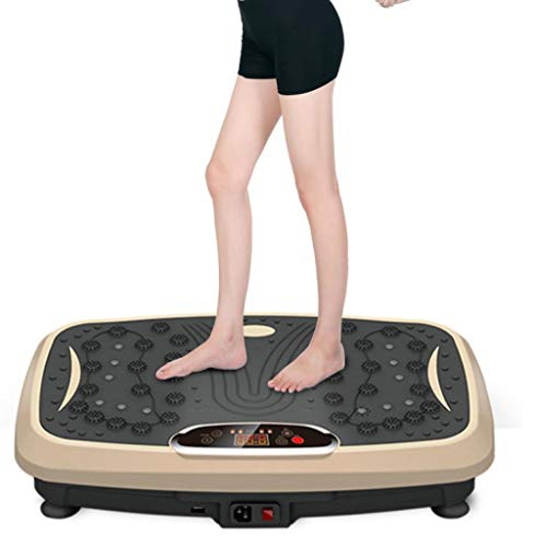 Topashe Ablehnung von Fett,Fatlifting Shaker, Lazy Sports Shaker-Local Gold,Vibrationsplatte Leistungsstark