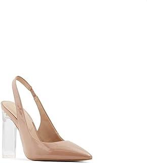 الدو حذاء كعب رسمي للنساء، مقاس 10 US، عاجي