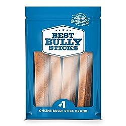 Best Bully Sticks All Natural Dog Treats