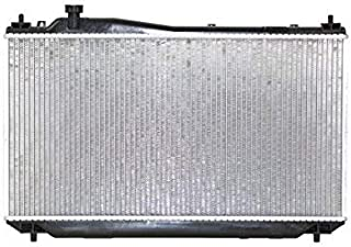 Radiator - Pacific Best Inc For/Fit 2354 01-05 Honda Civic Sedan Coupe DX/EX/LX (EXCLUDE HX & Hybrid) DENSO DESIGN ONLY WITH TRANSMISSION OIL COOLER FOR BOTH MANUAL & AUTOMATIC TRANSMISSION