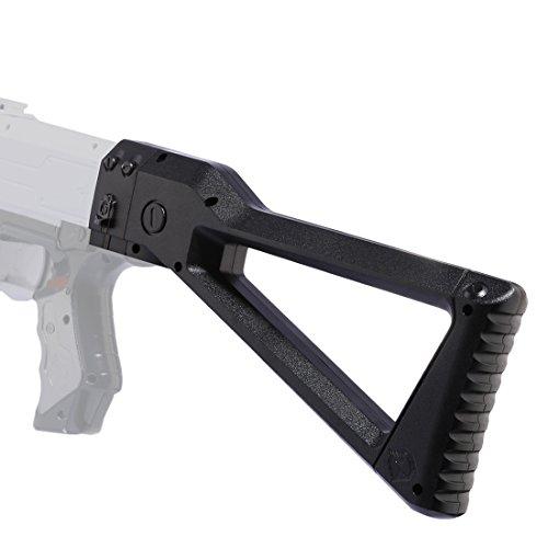 Schulterstütze für Nerf Stryfe, ANNA SHOP Worker Schulter Stock Tail Stock für nerf N-strike Elite Serie Nerf Modulus Series
