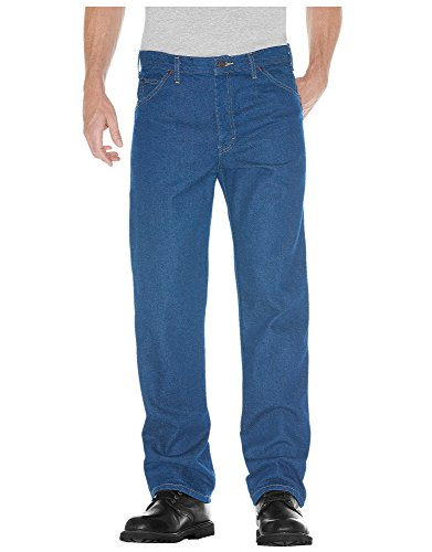 Dickies Herren 9393SNB Jeans, Stonewashed Indigoblau, 36W / 32L