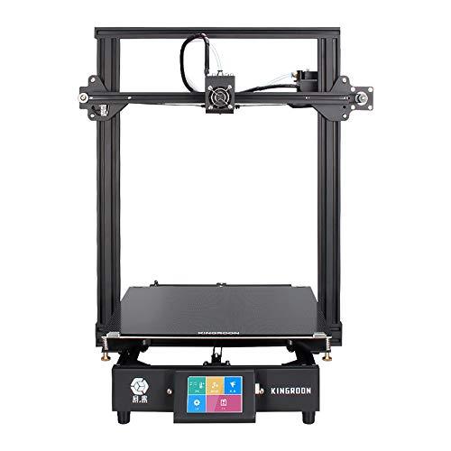Z.L.FFLZ Imprimante 3D KP2 Haute précision FDM Imprimante Industrielle de qualité 3D Imprimante Neuve de kit DIY 3D