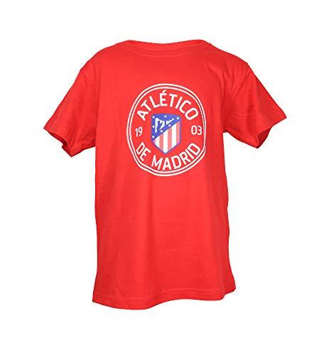 Atlético de Madrid Camiseta Print - Nuevo Escudo