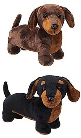 GOSH! DESIGNS 12 ' Sausage Dog Plush Toy