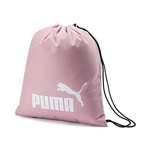 PUMA Unisex– Erwachsene Phase Gym Sack Turnbeutel, Bridal Rose, OSFA