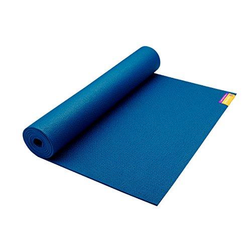 Hugger Mugger Tapas Ultra Yoga Mat (Indigo, 68 in.)