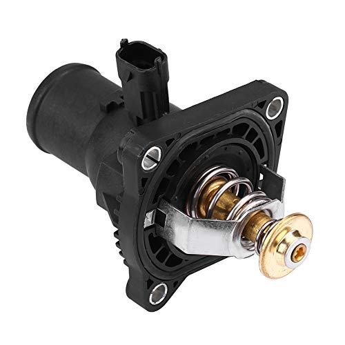 Termostato del coche, termostato con carcasa para Aveo J Insignia Mokka Zafira 55564891