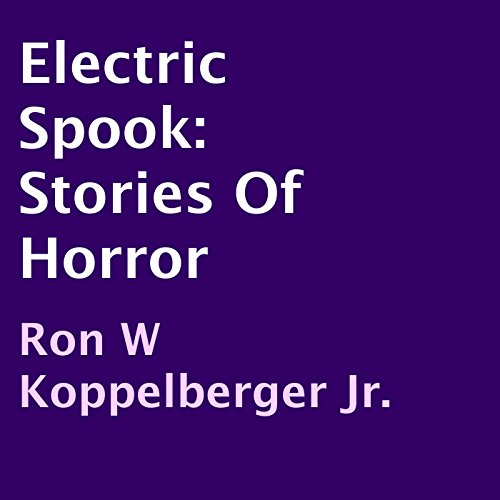 Electric Spook  audiobook cover art