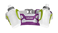 Camelbak Trinkrucksack Trinkgurt Arc 2 Trinkgürtel, Electric Blue/Lime Punch, 0.33 l + 2 x 295-ml