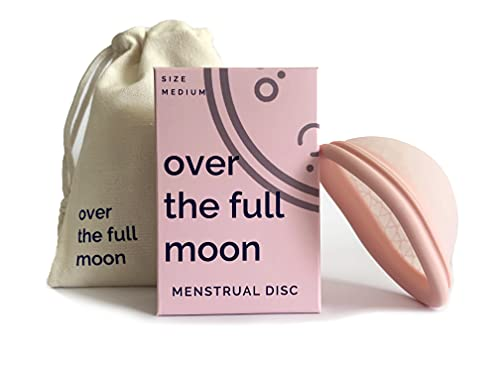 over the full moon Menstrual Dione Disc   disco mestruale coppetta mestruale tamponi igiene intima   reusable durable period kit period cup tampons sanitary pads female intimate hygiene products!