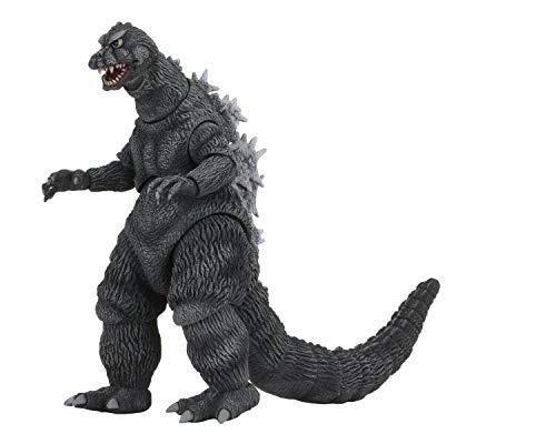 NECA Godzilla 1964 - Figuras de acción de 15 cm - Figura de acción de 1964