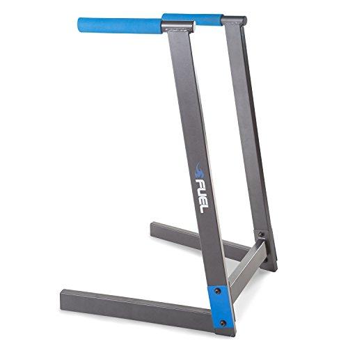 Product Image 3: Fuel Pureformance Bodyweight Training Dip Station Black/Blue