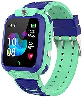 comprar comparacion Winnes Reloj Inteligente Niño, Reloj Smartwatch Niños Niña GPS Soporte GPS + LBS de Doble Posicionamiento Geo-Cerca/interc...