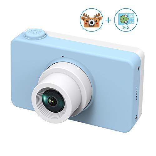 OtotaCam 子供用 デジタルカメラ 2400万画素 2インチ IPS画面 16GB micro SDカード付き 子供用カメラ トイカメラ 子供のおもちゃ