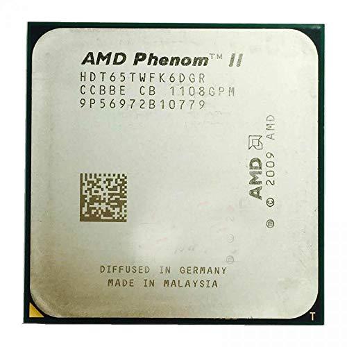 AMD Phenom II X6 1065T 1065 2.9G 95W Procesador CPU de seis núcleos HDT65TWFK6DGR Socket AM3