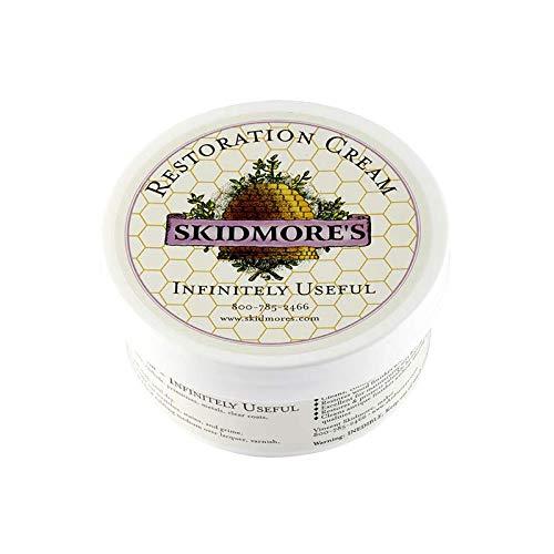 Skidmore's Restoration Cream | Leather Repair Cream for Furniture, Leather Conditioner, Softener |...