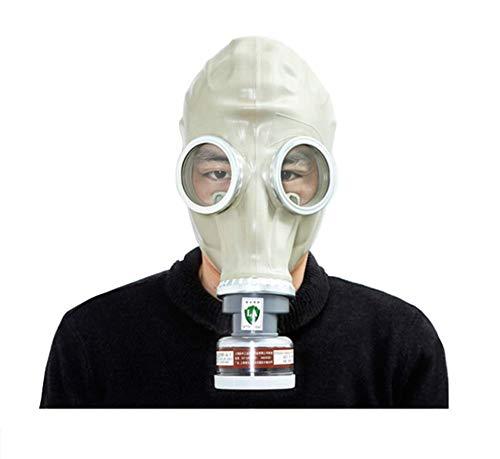 Bescherming industriële filter Respirator Chemische Gas Gas Masker Kit voor schilderijen, stof, deeltjes, machine polijsten, lassen en andere bescherming van het werk,