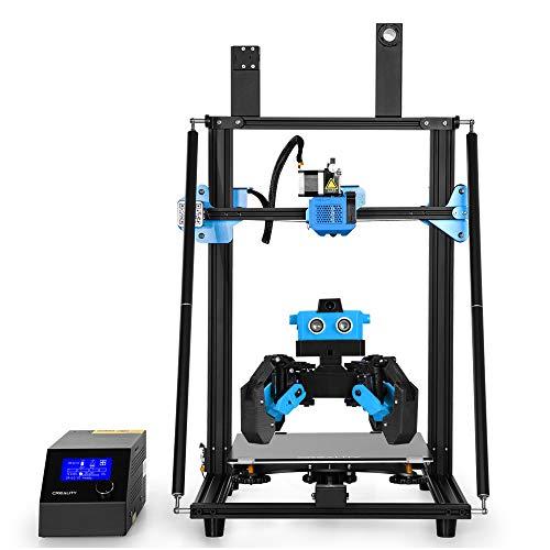 3Dプリンター 静音 Creality CR 10 V3 大型 3D Printer 印刷サイズ300x300x400mm Titan押出機 ガラスベッド 停電復帰機能 フィラメントセンサー Meanwell電源 ABS/PLA/TPU等対応 日本語説明書