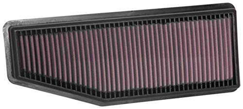 K&N Engine Air Filter: High Performance, Premium, Washable, Replacement Filter: Fits 2019-2020 JEEP (Cherokee), 33-5088
