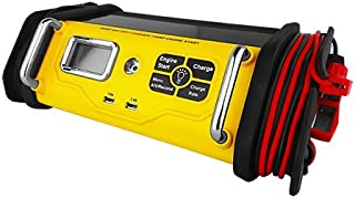 Banshee 30 Amp High Frequency Bench Battery Charger with 75 Amp Engine Start, Alternator Check and Battery Reconditioning
