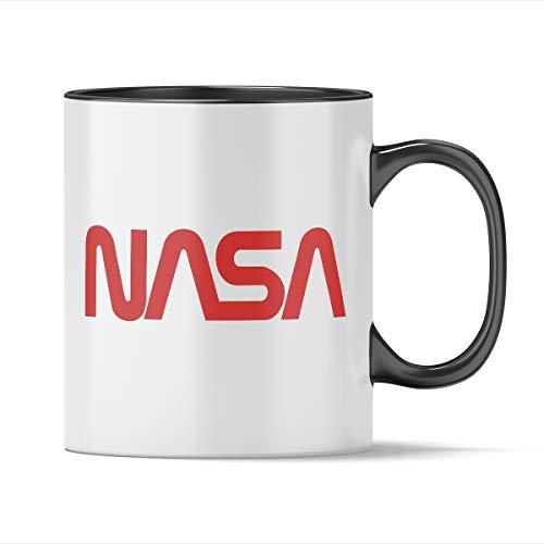 Nukular Tasse NASA Logo Worm Toller Becher für alle Hobby-Astronauten
