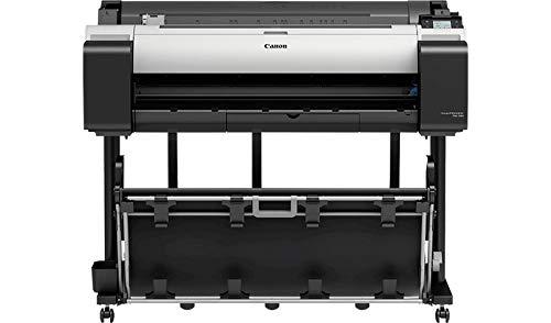 Canon imagePROGRAF TM-300 - Impresora de Gran Formato (2400 x 1200 dpi, Inyección de Tinta térmica, HP-GL/2,HP-RTL, Negro, Cian, Negro Mate, Amarillo, PF-06, A0 (841 x 1189 mm))