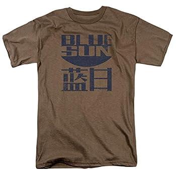 Firefly Blue Sun Logo Sci-Fi TV Show T Shirt & Stickers  Small