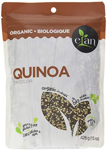 ELAN Organic Tricolor Quinoa 426g
