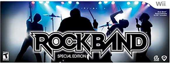 Wii Rock Band Special Edition