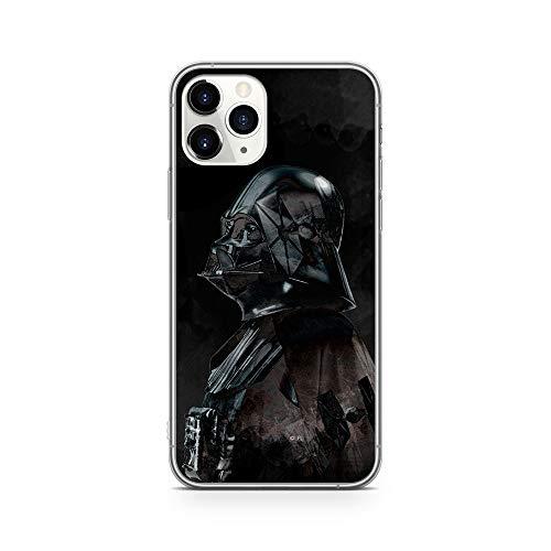 ERT GroupSWPCVAD730 Cubierta del Teléfono Móvil, Darth Vader 003 iPhone 11 Pro MAX