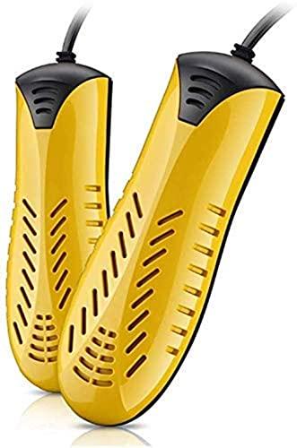 Asciugatore per Scarpe Portatile Asciugatore per Calzature Temporizzazione dello scaldascarpe Asciugatore telescopico Scaldascarpe Asciugatore per Scarponi da Sci per Una varietà di Scarpe Telescopic