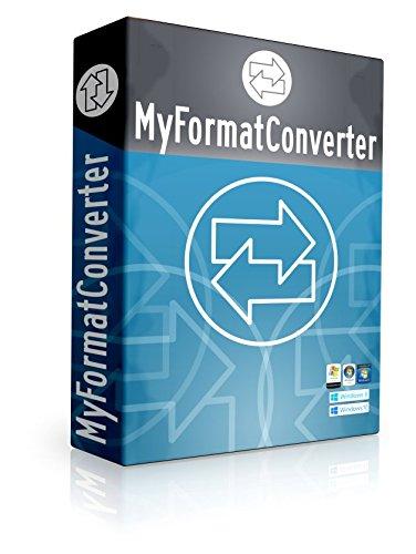 MyFormatConverter - Schweizer Taschenmesser für Mediendateien - Audio- und Video-Konverter - komplett auf Deutsch
