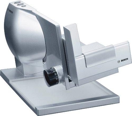 Bosch MAS9501N affettatrice Elettrico Argento Alluminio 150 W