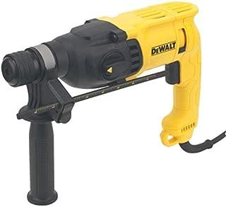 Dewalt D25033C 710 Watt 3 Mode Sds Plus Hammer Drill With Extra Std 13Mm Chuck