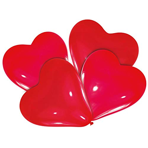 RIETHMUELLER C. GMBH Riethmüller 6439–I Love You–4Palloncini Cuore