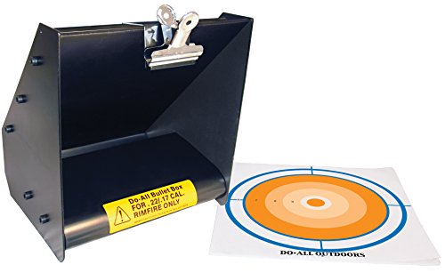 Do-All Outdoors - Bullet Box, Rated for .22/.17 Caliber