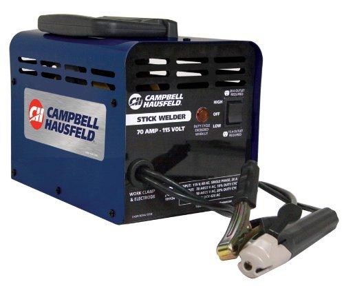 Campbell Hausfeld 115V Arc/Stick Welder (WS099001AV) by Campbell Hausfeld