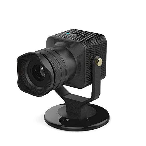 HJXSXHZ366 Tiempos de Dos vías Voz Intercomunicador Remoto Zoom Digital Vigilancia Telescopio Deporte DV Vlog Cámara